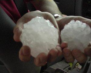 Hunter Valley Weather Hailstorm Devastates Muswellbrook